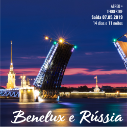 Card Benelux e Rússia