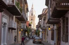 Cartagena, San Andrés e Bogotá