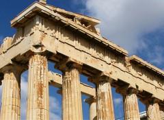 Atenas, Mykonos e Santorini