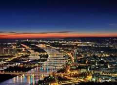 Budapeste, Praga e Viena