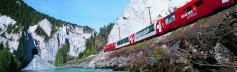 Suíça Impressionante e Glacier Express - Inverno