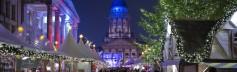 Natal em Berlim e Dresden