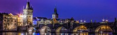 Leste Europeu – Quatro Capitais