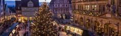 Natal em Frankfurt, Nuremberg e Rothenburg